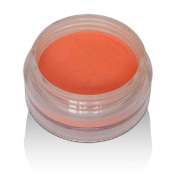 Acryl Farbpulver Neon Orange 3g - Acrylpulver orange - Acrylmodellage - Puder