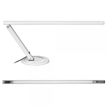 Stylish work lamp  incl. bulb (White)