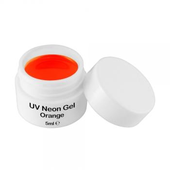 UV Farbgel Neon Orange 5ml - Color Gel - UV Gel